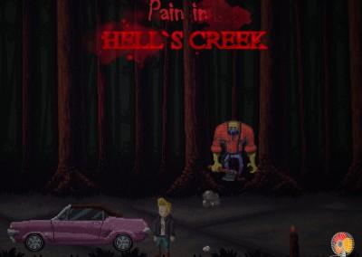 Pain in Hells Creek - Gameplay 1 - Gremio de creadores - Pixelfan