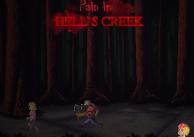Pain in Hells Creek - Gameplay 2 - Gremio de creadores - Pixelfan
