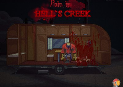 Pain in Hells Creek - Gameplay 3 - Gremio de creadores - Pixelfan