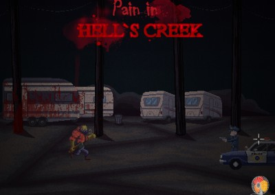 Pain in Hells Creek - Gameplay 4 - Gremio de creadores - Pixelfan