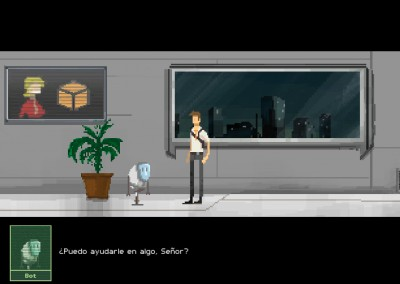 Pixel Theory Leviatan - Gameplay 2 - Gremio de Creadores