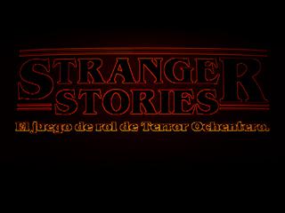 Stranger Stories