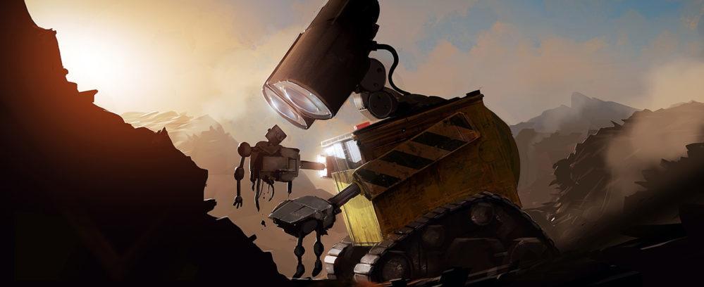 Las 22 reglas de Pixar para crear una historia